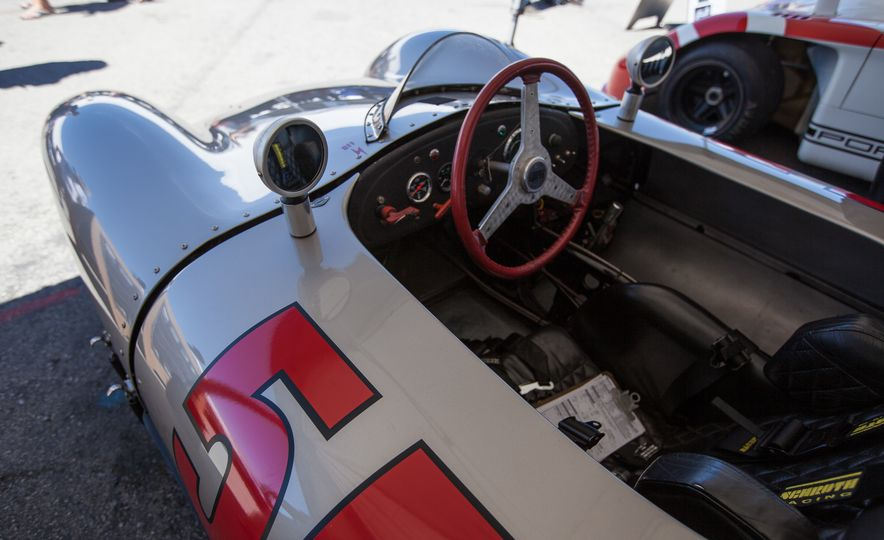 The Rolex Motorsports Reunion Races Are a Monterey Must - Slide 15