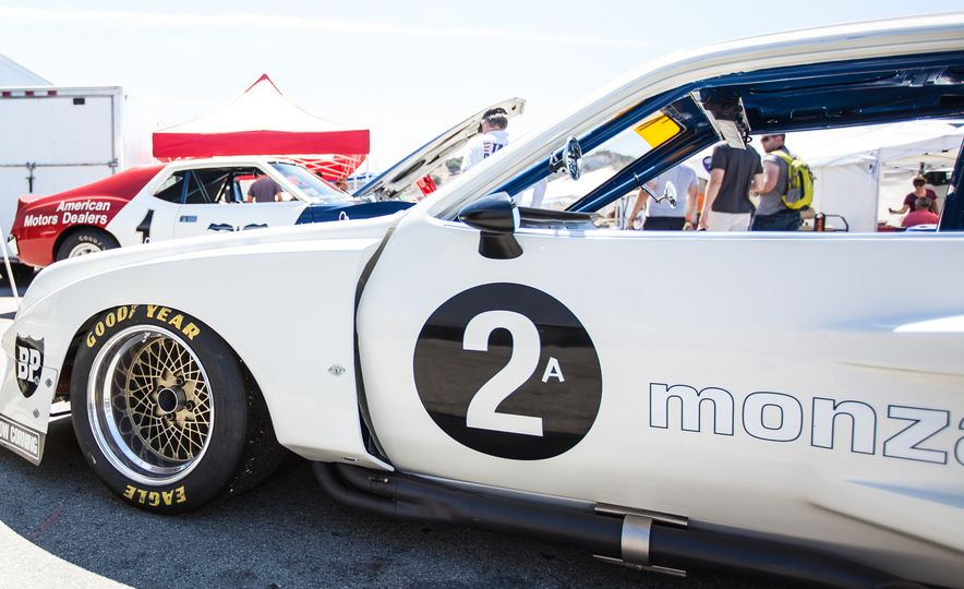 The Rolex Motorsports Reunion Races Are a Monterey Must - Slide 32