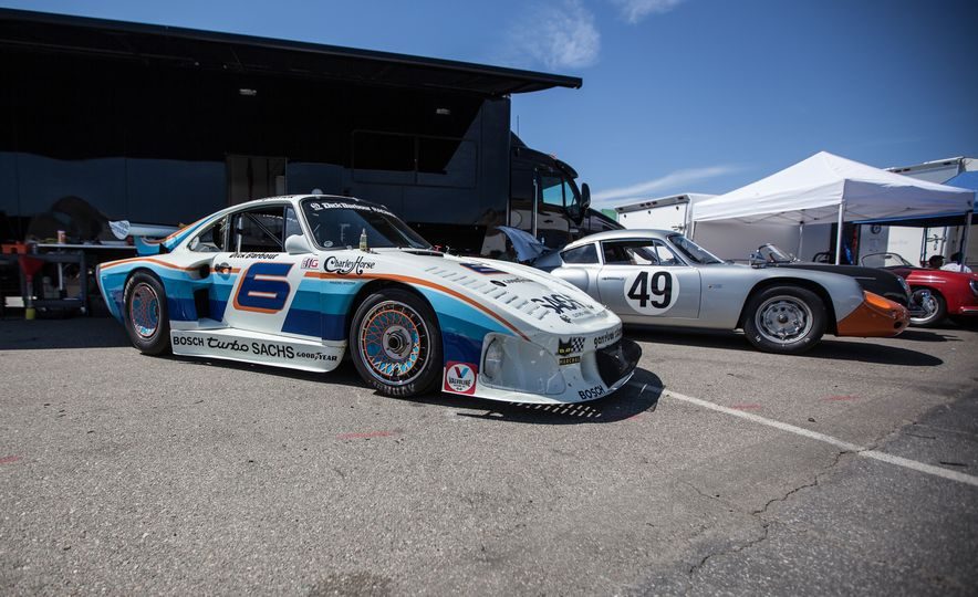 The Rolex Motorsports Reunion Races Are a Monterey Must - Slide 54