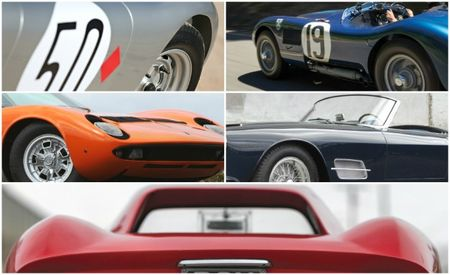 Hammer Down: The 25 Most Expensive Cars at the 2015 Monterey Auctions