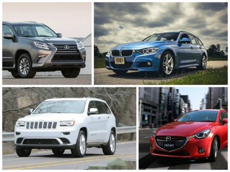 Five Highlights from July 2015 U.S. Car Sales