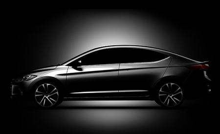 Teaser Sketches Preview the Next Hyundai Elantra