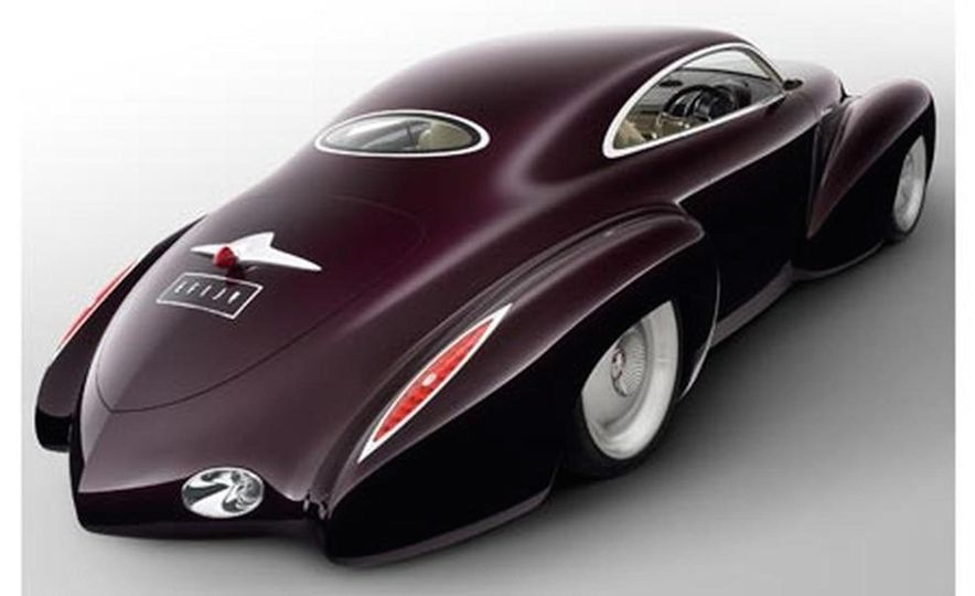 Exceptional Conceptual: The Greatest Concept Cars of All Time, Volume I - Slide 25