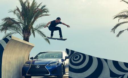 Not Exactly the Bones Brigade: Lexus Releases Full Hoverboard Clip [Video]