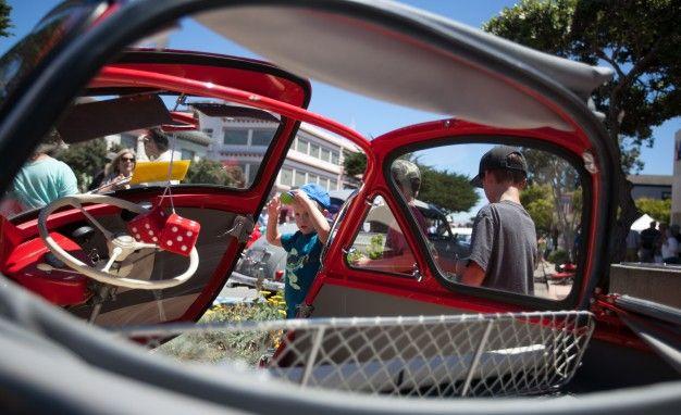 The Little Car Show Kicks Off Monterey Car Week Gallery News - Monterey car show