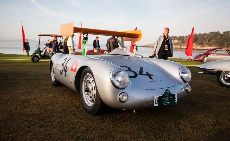 Pebble Picks: C/D's 10 Favorite Cars from the 2015 Pebble Beach Concours - Slide 20