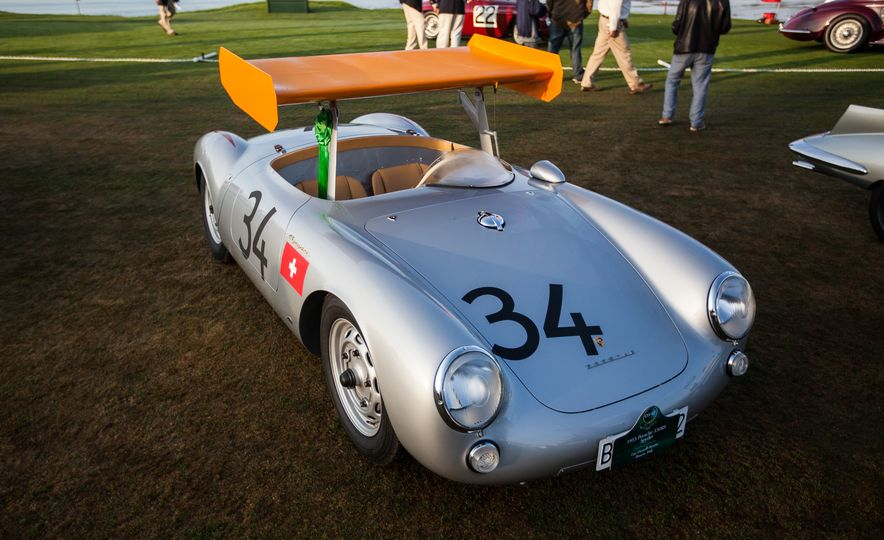 Pebble Picks: C/D's 10 Favorite Cars from the 2015 Pebble Beach Concours - Slide 21