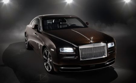 Class War: Rolls-Royce Wraith Inspired by Music Does Its Best to Kill Rock 'n' Roll