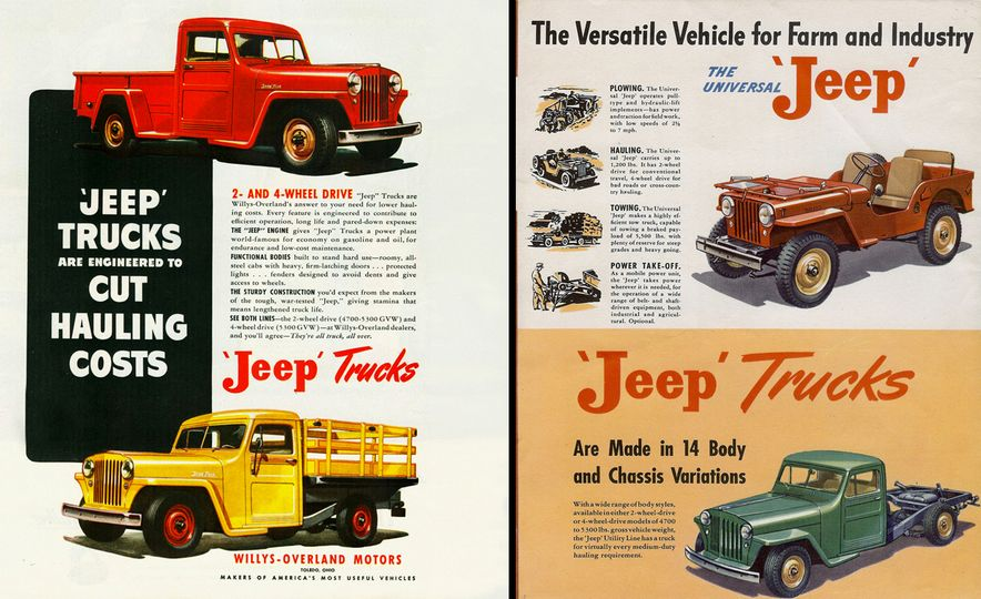A Visual History of Jeep Pickup Trucks: The Lineage Is Longer Than You Think - Slide 3