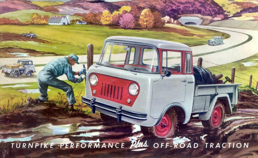 A Visual History of Jeep Pickup Trucks: The Lineage Is Longer Than You Think - Slide 5