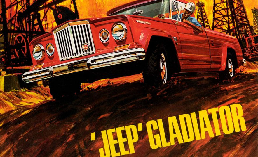 A Visual History of Jeep Pickup Trucks: The Lineage Is Longer Than You Think - Slide 7
