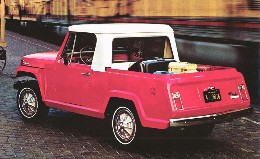A Visual History of Jeep Pickup Trucks: The Lineage Is Longer Than You Think - Slide 9