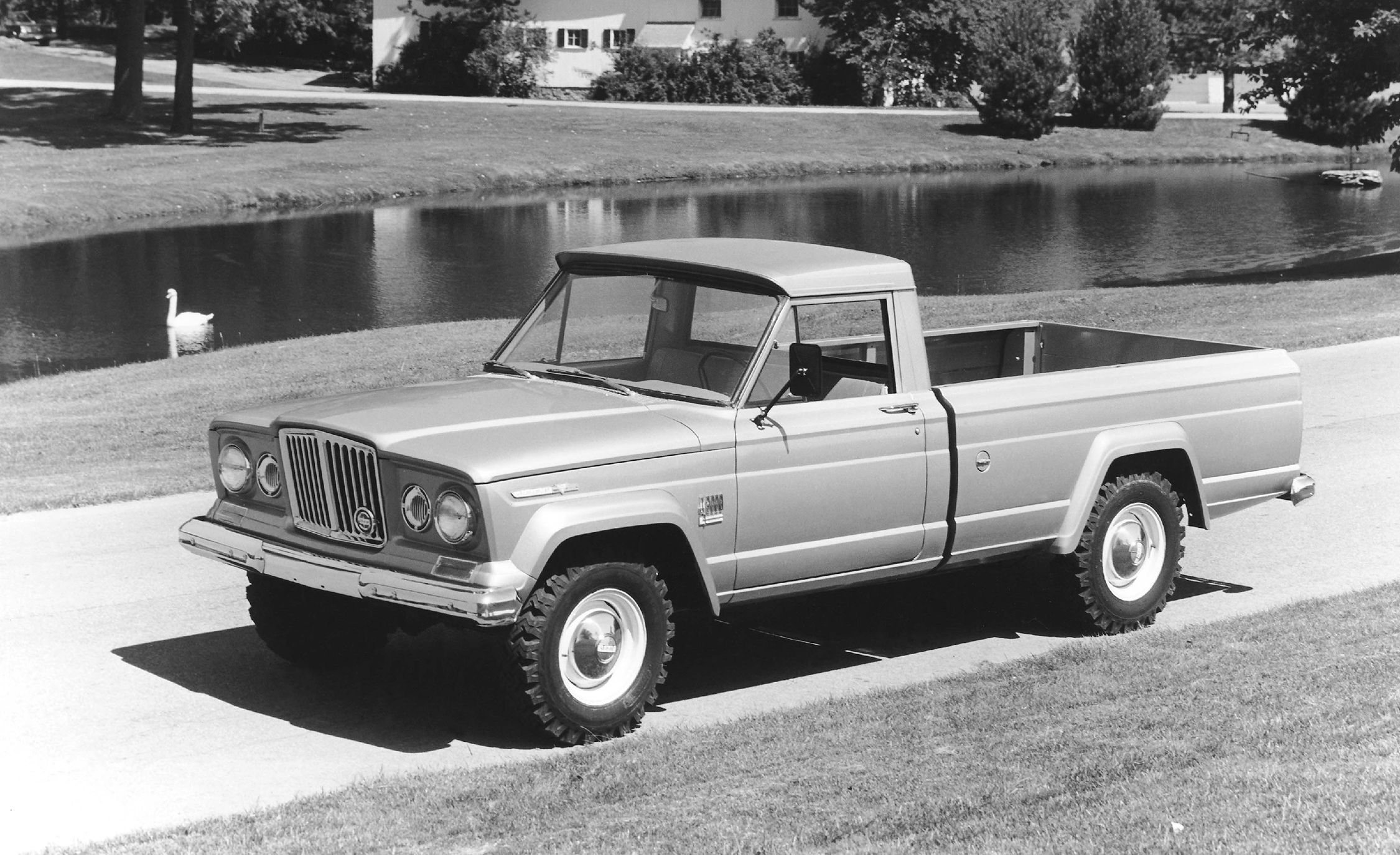 A Visual History Of Jeep Pickup Trucks The Lineage Is