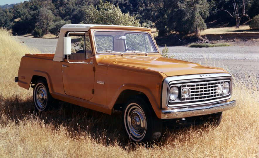 A Visual History of Jeep Pickup Trucks: The Lineage Is Longer Than You Think - Slide 10
