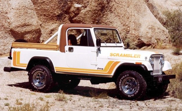2005 Jeep(R) Gladiator Concept Vehicle Photo Gallery