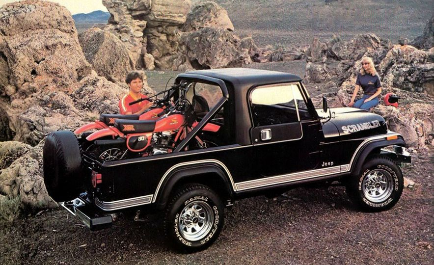 articles making pickup comeback ushering the this drivingline a from comanche its as j were jeep latest named trucks phasing is in be out would departure significant truck was