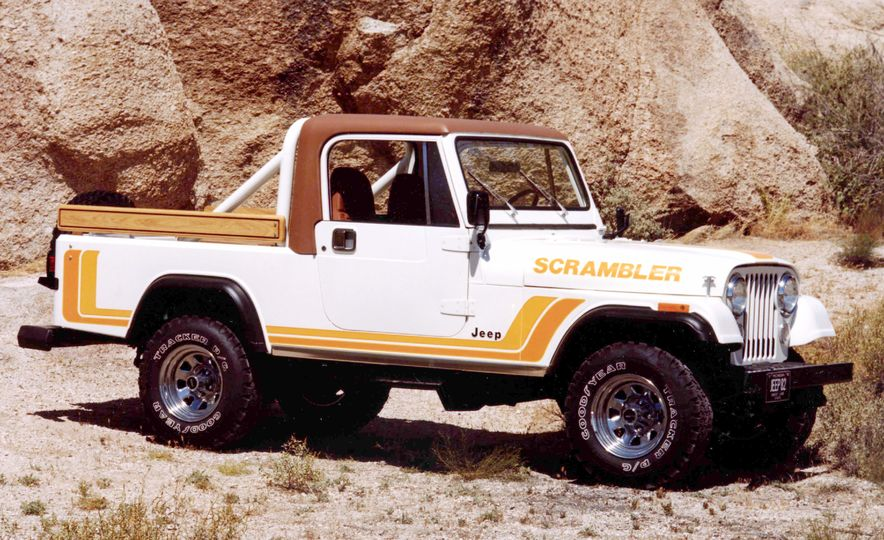 A Visual History of Jeep Pickup Trucks: The Lineage Is Longer Than You Think - Slide 11