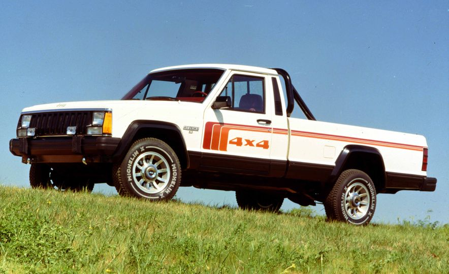 A Visual History of Jeep Pickup Trucks: The Lineage Is Longer Than You Think - Slide 13