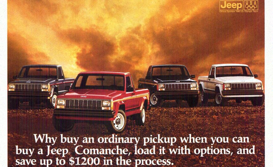 A Visual History of Jeep Pickup Trucks: The Lineage Is Longer Than You Think - Slide 14