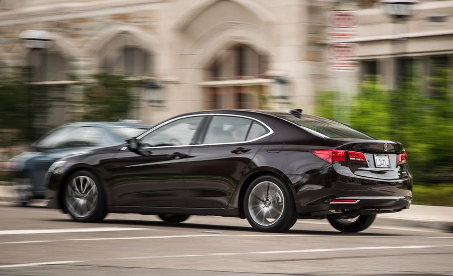 2015 Acura TLX SH-AWD - Slide 4
