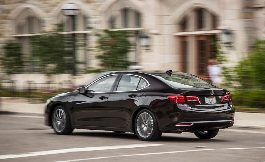 2015 Acura TLX SH-AWD - Slide 5