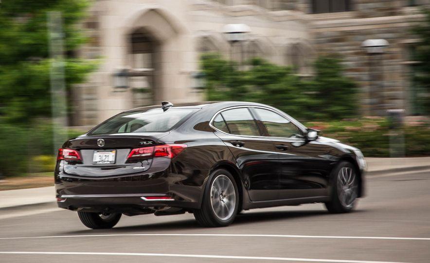2015 Acura TLX SH-AWD - Slide 6