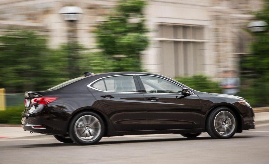 2015 Acura TLX SH-AWD - Slide 7