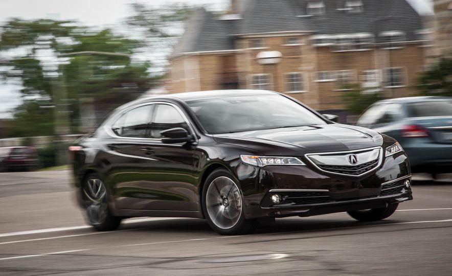 2015 Acura TLX SH-AWD - Slide 9