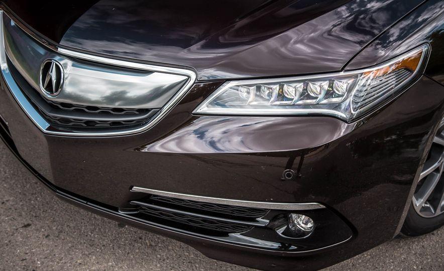 2015 Acura TLX SH-AWD - Slide 14