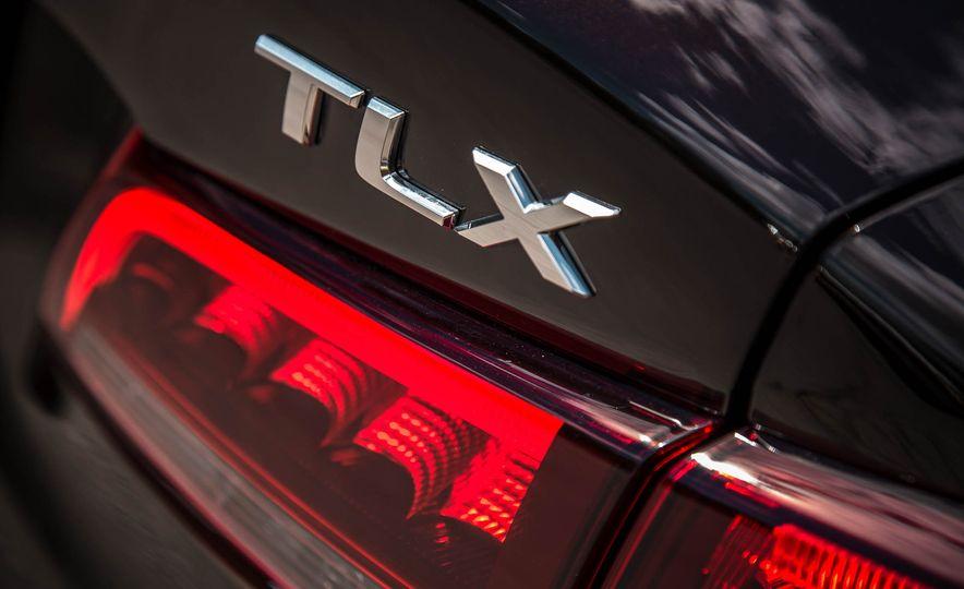 2015 Acura TLX SH-AWD - Slide 21
