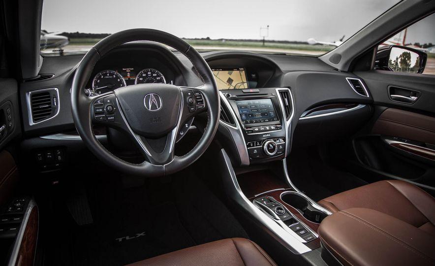 2015 Acura TLX SH-AWD - Slide 22