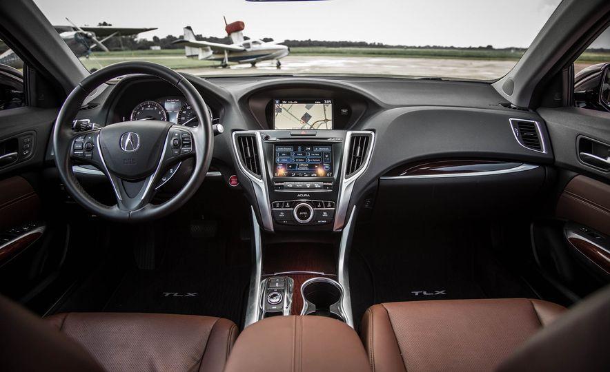 2015 Acura TLX SH-AWD - Slide 23