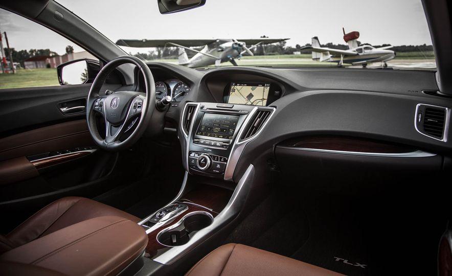 2015 Acura TLX SH-AWD - Slide 24