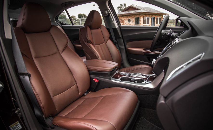 2015 Acura TLX SH-AWD - Slide 25