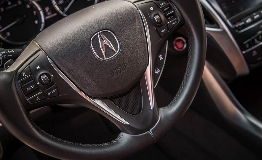 2015 Acura TLX SH-AWD - Slide 28