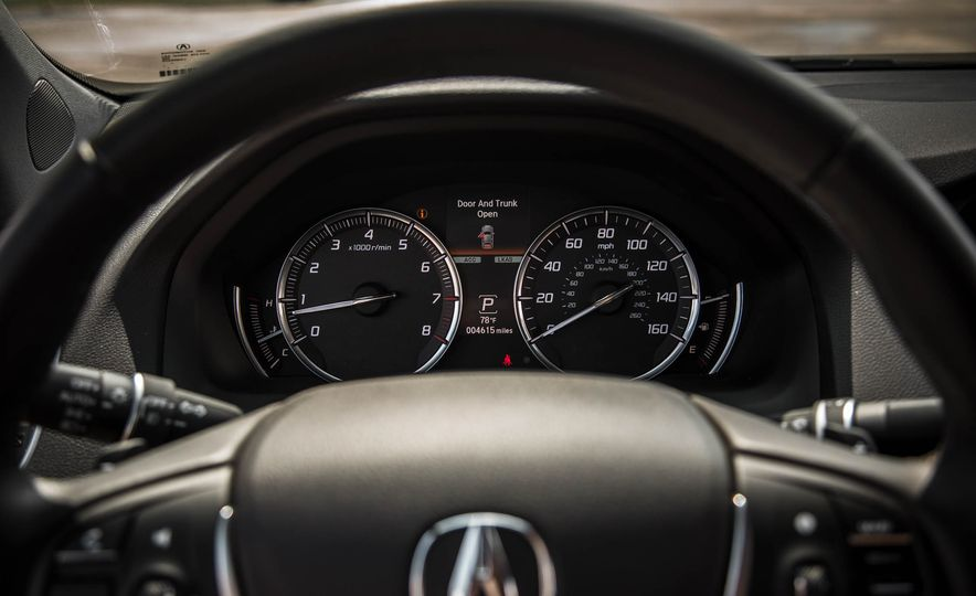 2015 Acura TLX SH-AWD - Slide 29