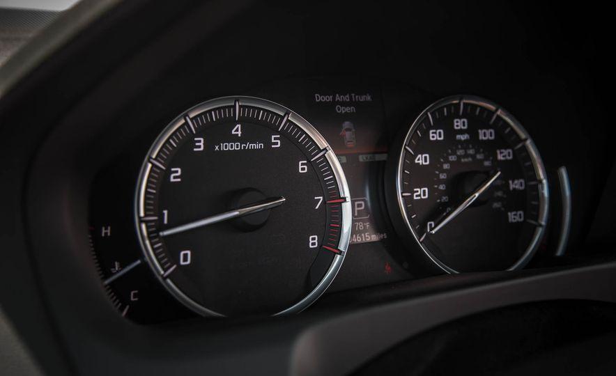 2015 Acura TLX SH-AWD - Slide 30