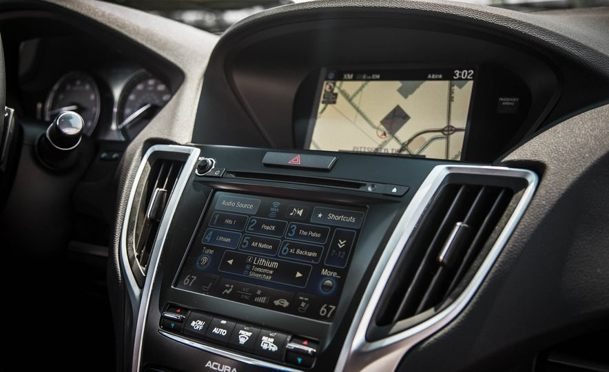 2015 Acura TLX SH-AWD - Slide 33