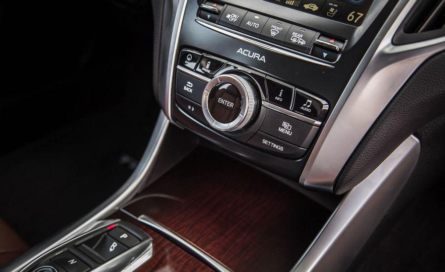 2015 Acura TLX SH-AWD - Slide 34