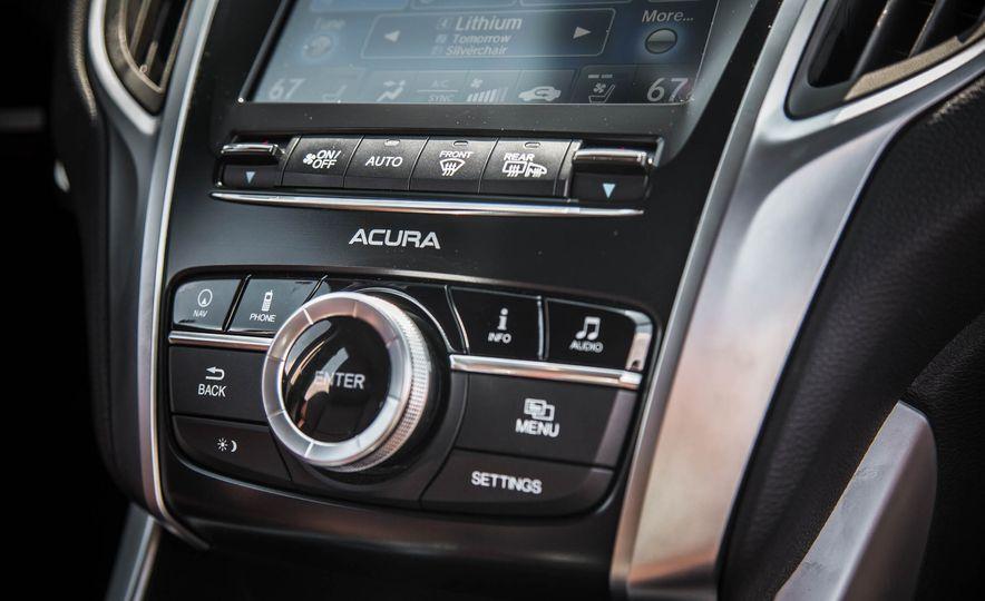 2015 Acura TLX SH-AWD - Slide 35