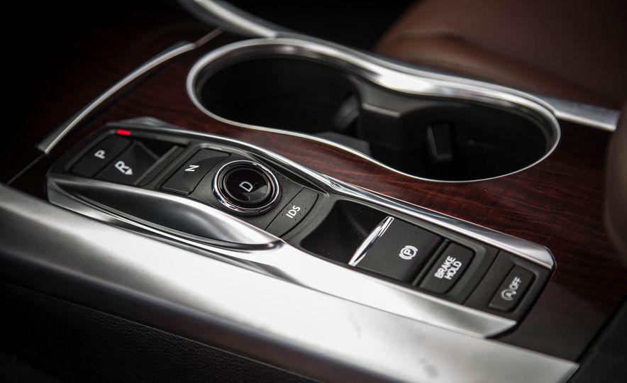 2015 Acura TLX SH-AWD - Slide 36