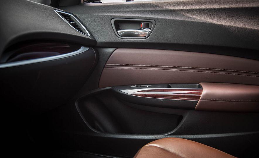 2015 Acura TLX SH-AWD - Slide 37