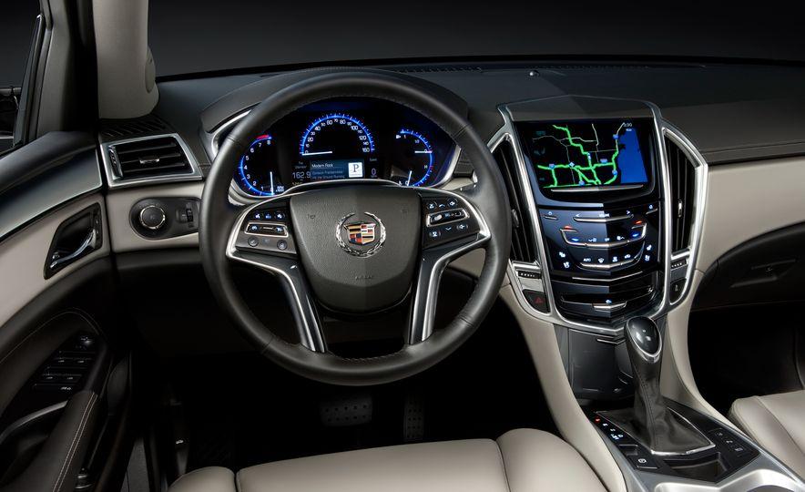 2016 Cadillac ATS-V sedan - Slide 39