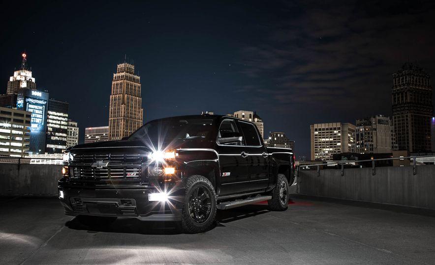 2015 Chevrolet Silverado 1500 Midnight Edition - Slide 1
