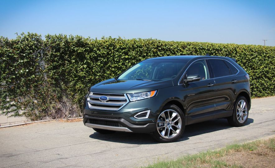 2015 Ford Edge 3.5L AWD - Slide 1