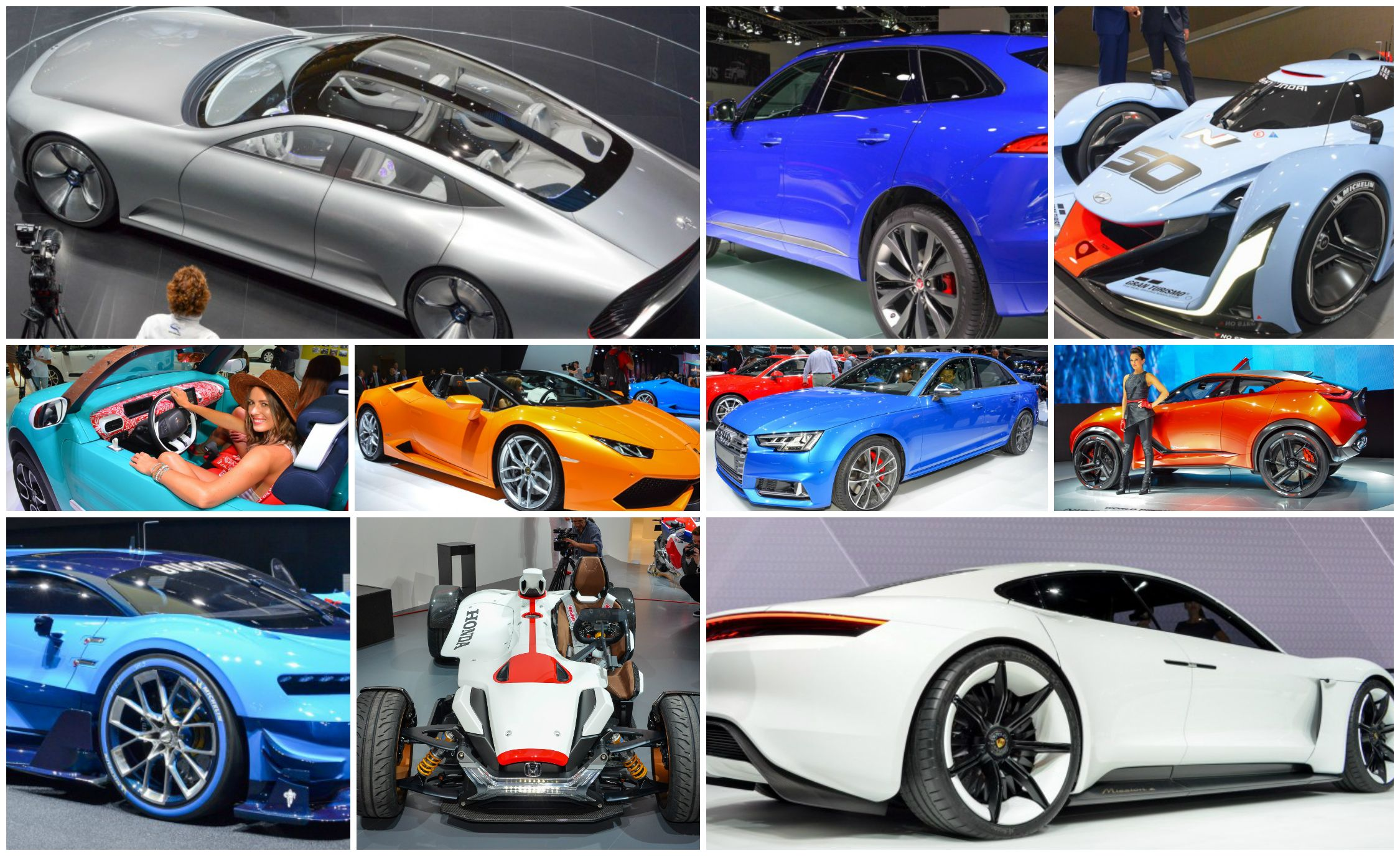 The 15 Must-See Debuts of the 2015 Frankfurt Auto Show