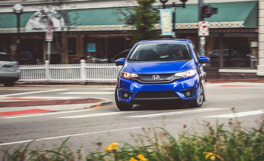 2015 Honda Fit EX - Slide 7