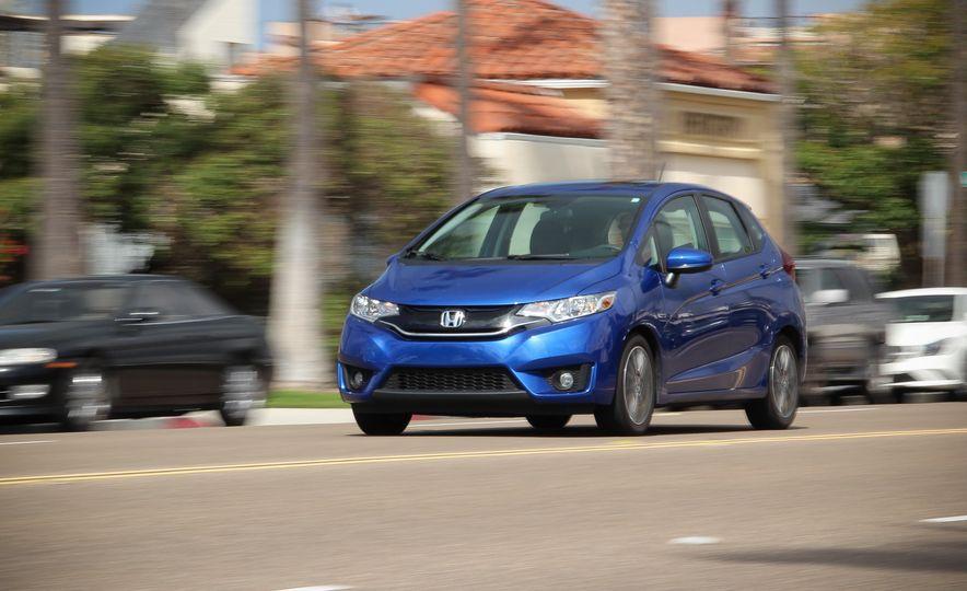 2015 Honda Fit EX - Slide 34