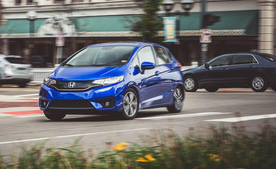 2015 Honda Fit EX - Slide 9