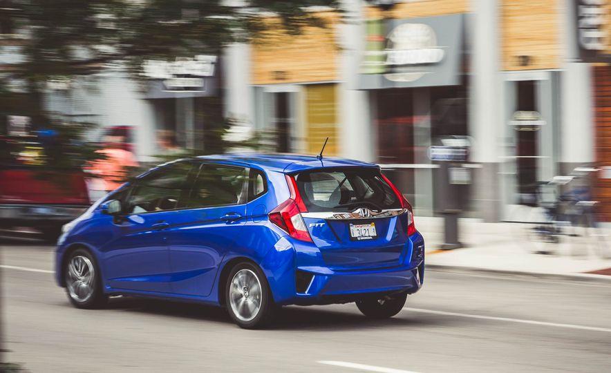 2015 Honda Fit EX - Slide 11